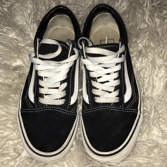 c762ac08dd Vans Shoes - Vans old Skool B W